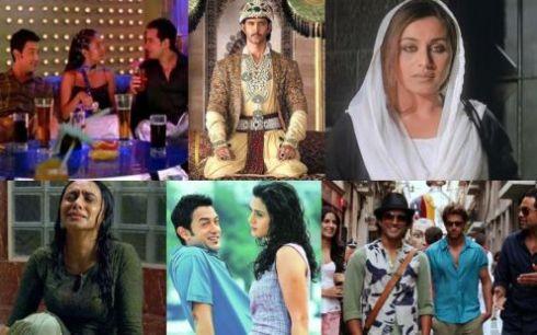 Mes 5 films de Bollywood préférés